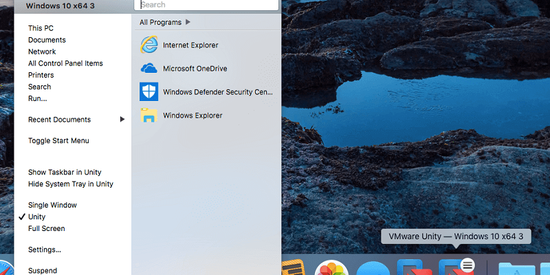 VMware Fusion Review